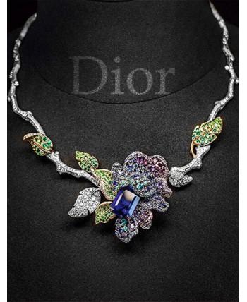 Романтическое Колье Dior Rose