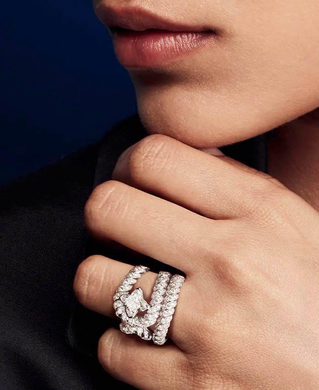 Кольцо «L'Élan Vital» от  Louis Vuitton