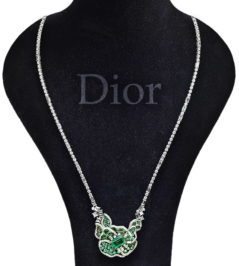 Воздушная роза коллекции Dior Rose Vitrail