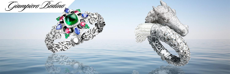 Новостной обзор фирменных браслетов и часов Giampiero Bodino