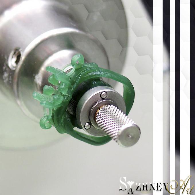 Особенности 3D печати и чпу-фрезеровки украшений