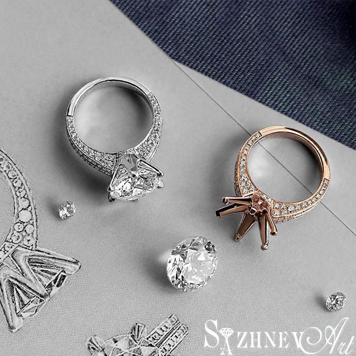 Синтетические алмазы или натуральные бриллианты?