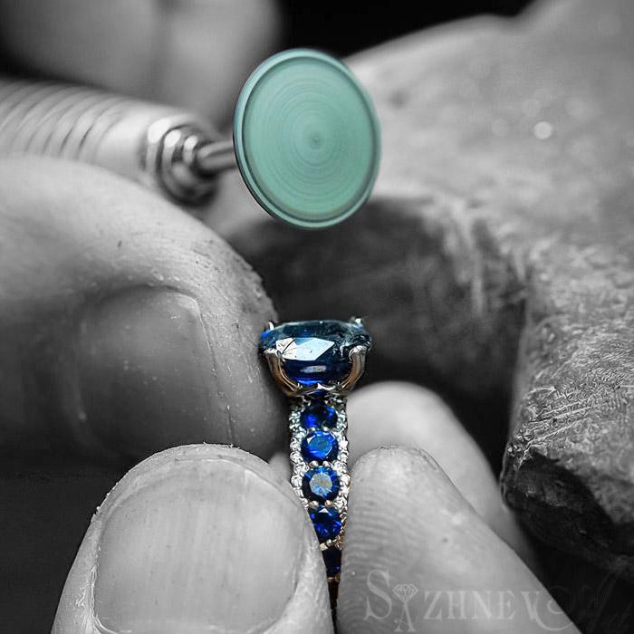 Цена изготовления кольца на заказ
